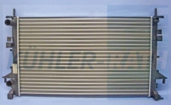 Renault radiator (8200008764 2110467)