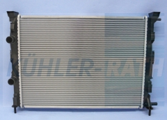 Renault radiator (8200115542 7711135784)