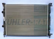 Renault radiator (8200117609 8200357536)
