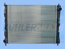 Renault radiator (8200448553)