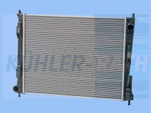 Renault Wasserkühler (8200448552 8200369307 8200580292 8660003478)