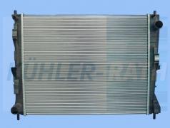 Renault/Nissan radiator (8200138738 8200523416 21410AY600 732903)