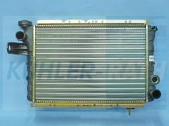 Renault radiator (7701349387 883282)
