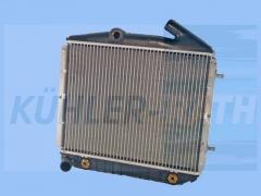 Renault radiator (6001009077 6001006738 6001007182 7700759197 7700875935 810926)