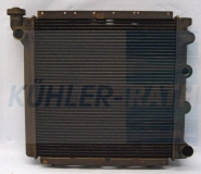 Renault radiator (7700400185 7700759196 7700765602 7700757932 810891)