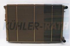 Renault radiator (6006004494 7701352664)