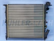 Renault radiator (7700805486 7700784037)