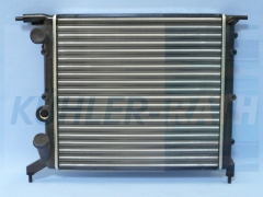 Renault radiator (7700784040 7701034770)