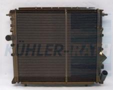 Renault radiator (7700784041)