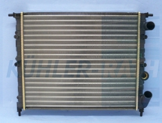 Renault radiator (7700784038 7701034769)