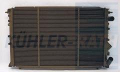 Renault radiator (6025101338)