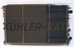 Renault radiator (6025107990 6025101336 819431)