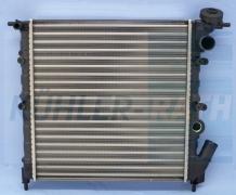 Renault radiator (7701034767)