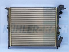Renault radiator (7700810264 7700786442 7701047887 730055)
