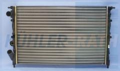 Renault radiator (7701047889 7701352037 7700816323)