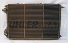 Renault radiator (6001025340 7700809048)