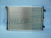 Renault radiator (6025310088 48653)