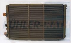 Renault radiator (7700310123 4400916)