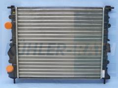 Renault radiator (7700836301 7700435707)