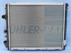 Renault radiator (7700836303 7700836304)