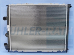 Renault radiator (7700430648 7700430143)