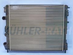 Dacia/Nissan/Renault radiator (7700428658 7700428082 7711134332)