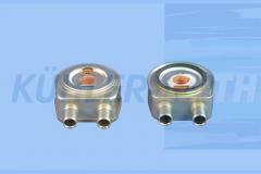 RVI/Volvo oil cooler (7420412972 1676178 20412972)