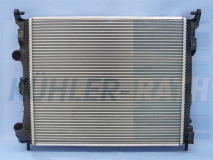 Renault radiator (7700436916 7711368062 7701474240 732737)