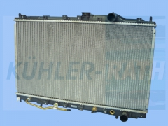 Mitsubishi radiator (MB845791 MB845792 MB845793 MB845797)