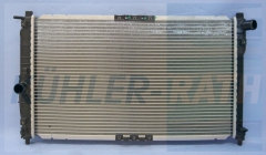Chevrolet/Daewoo radiator (96181369 96181931)