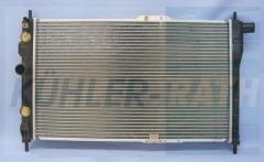 Chevrolet/Daewoo radiator (96444847)