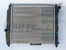 Chevrolet/Daewoo radiator (96536523 96443475 96816481 96533475)