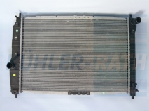 Chevrolet/Daewoo radiator (96536525 96536669)