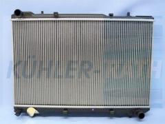 Ssangyong/Daewoo radiator (213105320X 213105321X 213105322X 2131005310 2131005311 2131005312 2131005