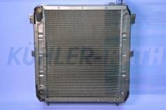 Same/Deutz Wasserkühler (00106105380 0.010.6105.3/80)
