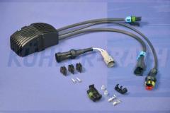 Temperature Control Kit 24V DC piece (ILLZTC242K)