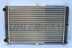 Lada radiator (2081301210 21081301211 21081301010 2108130220)