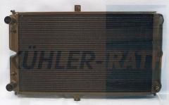 Lada radiator (40211201301012)