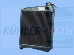 Microcar/Ligier/Yanmar Wasserkühler (9637100)