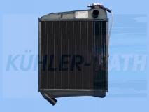 Microcar/Yanmar Wasserkühler (M1005183)