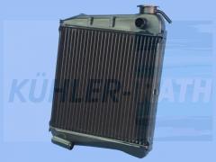 JDM/Yanmar Wasserkühler (200264B)