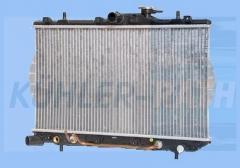 Hyundai radiator (2531022050 2531022070 2531022B00 2531022B70)