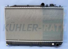 Hyundai radiator (2531028050)