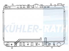Hyundai radiator (2531024800 2531024701)