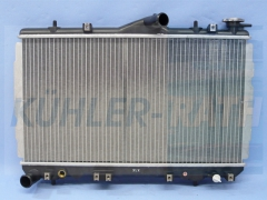 Hyundai radiator (2531023300 2531023370)