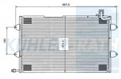 VW Kondensator (1HM820413B)