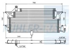 VW Kondensator (357820413B)