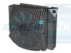 ASA 0177 12V DC oil cooler