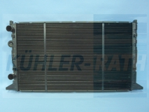 radiator suitable for VW (1HM121253H)