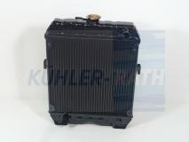 Volvo/Pel-Job radiator (E7418486 PJ7418486)